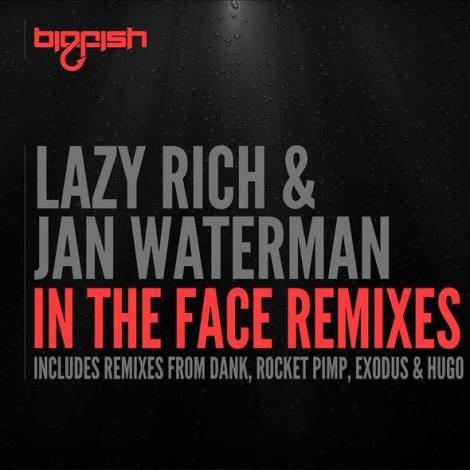 Dank - In The Face Remixes