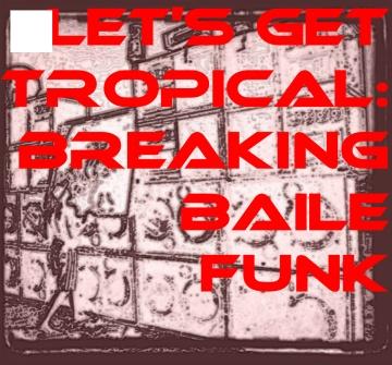 breaking baile funk