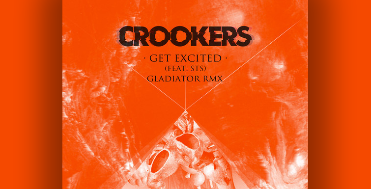Crookers holla back