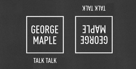 George Maple - Talk Talk copy