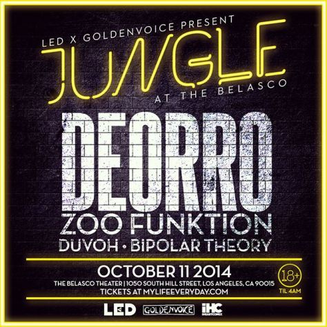 DEORRO-JUNGLE