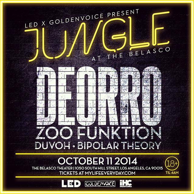 DEORRO-JUNGLE