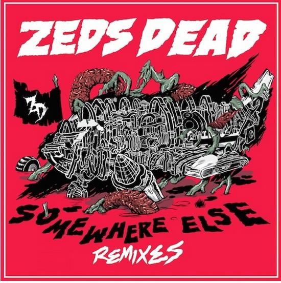Zeds Dead - Bustamove (MSCLS Remix)