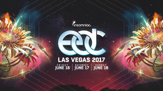 EDC Lineup 2017