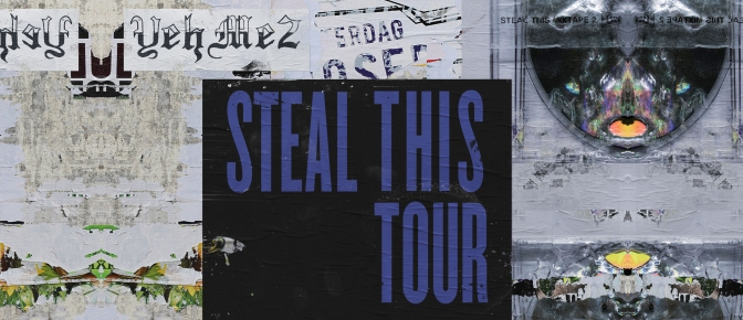 Ticket Giveaway: YehMe2 Steal This Tour October 20th