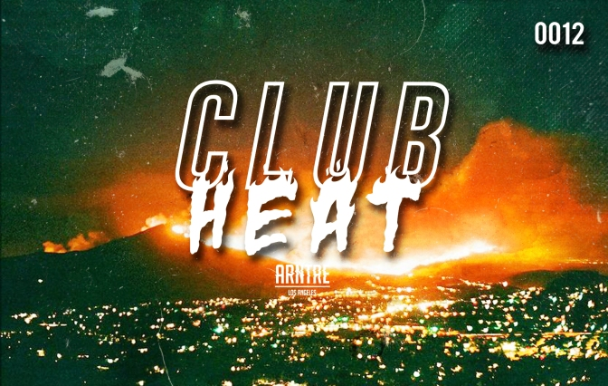 Club Heat 0012:  R3LL, Ace Mula, Jakkz, Casement (UK),  Team Lil Man