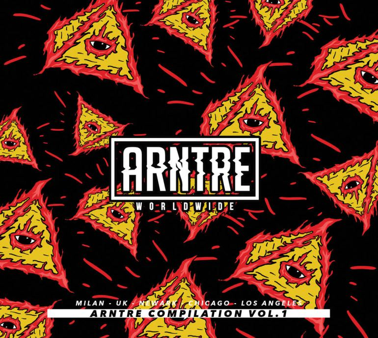 Arntre Compilation Cover